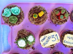 MUM CAKE FRELIS: CUPCAKE CON ORTAGGI CUPCAKE WITH VEGETABLES