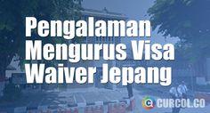 Bulan lalu, setelah mengambil e-Paspor di Kantor Imigrasi Waru, Surabaya, saya langsung melanjutkan mengurus visa waiver di Konsulat Jendral (Konjen) Jepang. Re