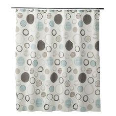 Natural Otto Shower Curtain