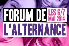 19ème édition du Forum de l'alternance. Du 6 au 7 mai 2014 à Paris19.