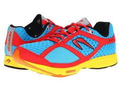 Newton Running Gravity. Action/Reaction Technology: A highly responsive, trampoline-like and engaging midsole cushioning that protects and loses less energy with each step.