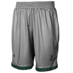 Loyola Greyhounds Under Armour Lacrosse Replica Shorts - Gray - $52.99