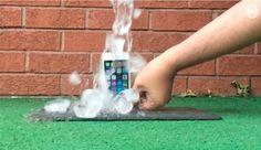 El iPhone 5S Supera el Ice Bucket Challenge después de ser Retado por Samsung con el Galaxy S5