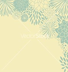 Free+Vector+|+Floral+background+vector+1766869+-+by+artnis on VectorStock® free floral printable stationery
