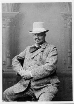 August Strindberg 1849 1912 Swedish