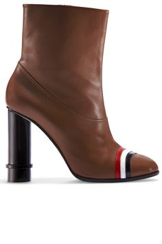 Loewe boot, $990, nordstrom.com.   - HarpersBAZAAR.com #bootie #shoes