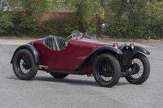 <b>1933 Austin Seven Ulster Sports Recreation  </b><br />Engine no. M176608