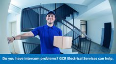 Protect your office, warehouse or school by installing a commercial intercoms system and receive email alerts if alarm is set off. Commercial Electrician, Access Control, Customer Service, Sydney, Range, Cookers, Customer Support, Ranges, Range Cooker