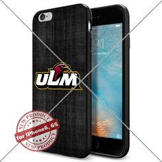 WADE CASE Louisiana Monroe Warhawks Logo NCAA Cool Apple iPhone6 6S Case #1251 Black Smartphone Case Cover Collector TPU Rubber [Black] WADE CASE http://www.amazon.com/dp/B017J7JZ8Y/ref=cm_sw_r_pi_dp_3YEwwb1AE3PA6
