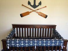 Anchor teething guard Nautical teething guard by BabyEtiquette