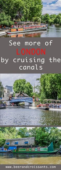 Little Venice to Camden boat trip – seeing another side of London's neighbourhoods
