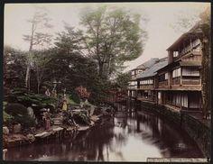 明治の「東京」。江戸の名残を残す名所がカラーでよみがえる【画像】