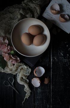 Orange and Cardamom Cake with Rose Swiss Meringue Buttercream // Meghan Faulkner