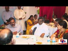 Vijay Kakarla,Tantex President giving his introductory speech at Felicitation of Sirivennela Sitaramasastry garu on Saturday,June 28, 2014 at Pasand Restaura...