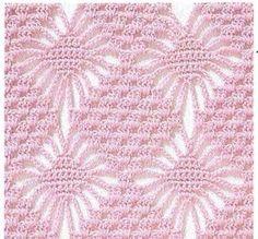 Crochet Baby Dress Pattern, Crotchet Patterns, Crochet Bedspread, Knitting Patterns, Crochet Borders, Crochet Stitches, Crochet Table Topper, Crochet Shark, Crochet Baby Sweaters