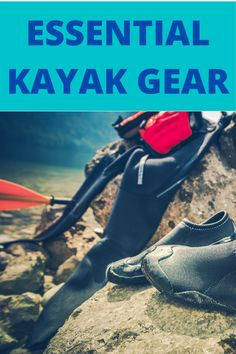 There are several pieces of kayaking gear that you should have before you go out kayaking. Everyone knows you need a paddle and, of course, a kayak, but there are other pieces of essential kayak gear you will want to have on hand.