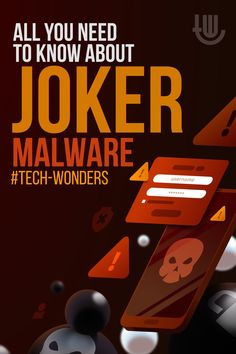What is Joker Malware? What does Joker Malware do? How does Joker Malware affect its victims? tech-wonders.com/?p=24653 | #JokerMalware #JokerMalwareApps #JokerTrojan #TrojanMalware #Cybersecurity Software Security, Computer Security, Security Tips, Cyber, Need To Know, App, Tech, Apps, Technology