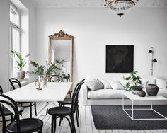 dreamy white apartment5
