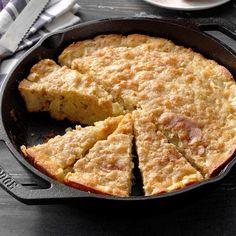 Quick Bread Recipes, Banana Bread Recipes, Apple Recipes, Cooking Recipes, Apple Desserts, Apple Bread, Pumpkin Bread, Apple Strudel, Cast Iron Bread