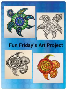 Working 4 the Classroom: Incredible Student Creations! An Art Project