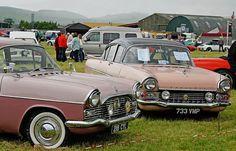 Vauxhalls Cresta & Velox
