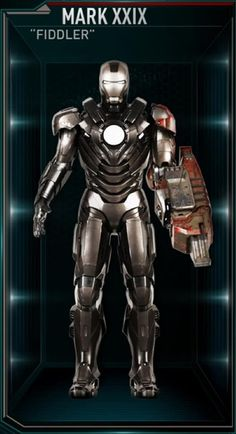The Design Shifts of our Favourite Superhero – Iron Man | Creativeoverflow