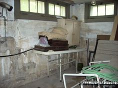 Vintage Funeral Home