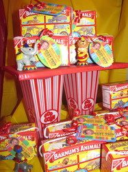 Circus First Birthday - Party Favors