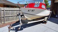 15 foot Fiberglass Boat