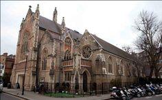 Antes era una iglesia y hoy es una lujosa mansión  