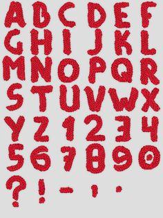 Good design makes me happy: Handmade Font
