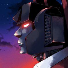Starscream - Transformers _034 by ~yfm
