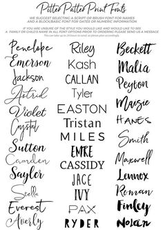 Girl Names Discover Boho Nursery Birth Announcement Wall Art Bohemian Wreath Decor Watercolor Personalized Baby Footprints Your Childs Feet in UNFRAMED Cute Baby Names, Unique Baby Names, Baby Girl Names Uncommon, Cool Boy Names, Modern Baby Names, Boho Nursery, Nursery Art, Cursive Alphabet, Baby Footprints
