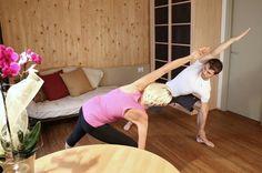 Yoga a casa tua!