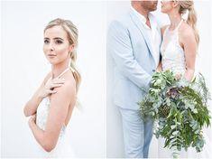 Eugene & Anna-Marie se Gelukkie strand troue Anna, Wedding Dresses, Fashion, Bride Dresses, Moda, Bridal Gowns, Fashion Styles, Weeding Dresses, Wedding Dressses