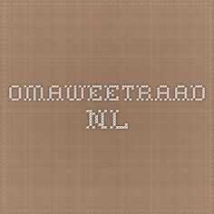 omaweetraad.nl Math Equations, Tips, Om, Counseling
