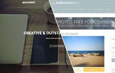 More than 700 Free Stock Photos for Commercial Use - Raumrot and KaboomPics - noupe