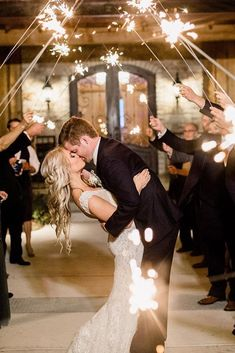 Unusual Sparkler Photo Ideas And Tips For Your Wedding ❤ See more: http://www.weddingforward.com/sparkler-photo-ideas-tips/ #weddingforward #bride #bridal #wedding #weddingtips