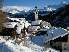 Antagnod Valle d'Aosta