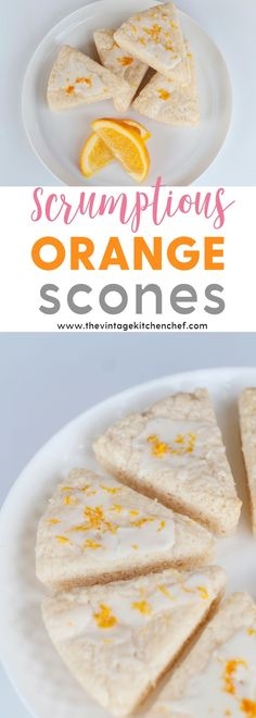 These wonderfully light and delicious orange scones will be the hit of your tea party or breakfast buffet.