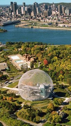 """Montreal"" is the largest city in the province of Quebec and the second largest city in Canada Quebec Montreal, Montreal Ville, Quebec City, Ottawa, Toronto, Nova Scotia, Places To Travel, Places To See, Expo 67"