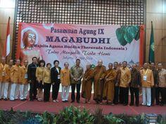 mentri agama ri membuka pasamuan agung magabudhi ix tahun 2016 ke 2