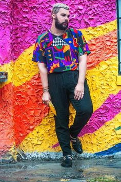 Plus size androgynous style tips