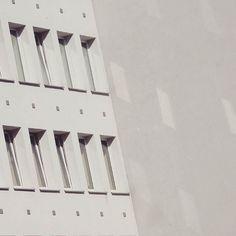 Office building with amazing pattern. Poznan  #podrys #instaphoto #inspiration #city #life #street #love #beautiful #travel #happy #day #landscape #light #wall #building #urban #art #architecture #archilovers #details #design #pattern #geometry #modernism #modernizm #minimal #sun #poznan #jezyce