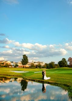 The Georgia Club located in Statham Georgia - Beautiful wedding venue locations: including outdoor, indoor and covered areas providing the best of both worlds