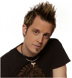 Lincoln Brewster - Has an interesting look, but also a great voice!