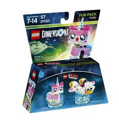 LEGO Movie Unikitty Fun Pack for LEGO Dimensions is very tempting. Loved that character. http://www.amazon.com/gp/product/B00VMB649M?ie=UTF8&camp=213733&creative=393177&creativeASIN=B00VMB649M&linkCode=shr&tag=mypintrest-20&linkId=THJI4FK6JKZ5R4IJ&=videogames&qid=1429413839&sr=1-1&keywords=lego