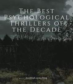 The best psychological thrillers published in the last ten years prove that we're all spoiled for choice when it comes to mind-twisting, pulse-pounding thriller novels. I Love Books, Good Books, Books To Read, My Books, Best Psychological Thriller Movies, Thriller Novels, Best Motivational Books, Reading Rainbow, Book Tv
