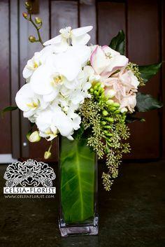 Vancouver Celsia Florist: Valentine's Arrangements - Vancouver Florist   by Nick Siu