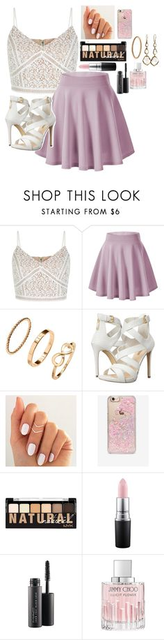 """""""Dear future husband"""" by blinggirl1227 ❤ liked on Polyvore featuring New Look, H&M, GUESS, Skinnydip, NYX, MAC Cosmetics, Jimmy Choo and Ippolita"""
